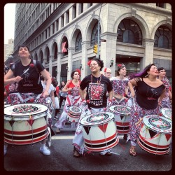 Dance parade #nyc
