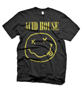 biborecords:  ACiD HOUSE TEEz  ON SALE TODAY! Get them here: http://bit.ly/Zg1lET