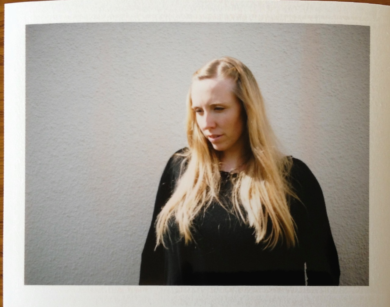 Louise #polaroid #photography