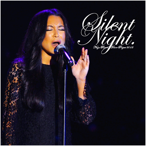 Naya Rivera | Silent Night at the Trevor Live Event 2012 Alternative Cover Request by justwankyy