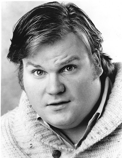 "15 years ago on this day, we lost Chris Farley.  What can be said about this man that we already don't know about him?  We know that he was this funny, but sweet guy who had a very shy side to him (Those Chris Farley Show sketches were said to be how he really acts).  We also know that he had some very difficult personal struggles with drugs and alcohol, which unfortunately took his life too soon.  He still to this day is one of my favorite SNL cast members and favorite people.  It's just sad that I don't think he ever got the chance to realize how much he meant to not just us, but to his family and friends.  What makes it hard for me is how he went out just like his idol, John Belushi.  In a room, alone, by himself and spent the last hours of his life around people who weren't his friends.  It makes me sad and angry that this is how it ended for him. You know, in the 90s I wasn't this major SNL fan like I am today if you can believe it.  I occasionally watched SNL.  If I saw that it was on, I'd watch, if not then I would miss it.  If you were to go back and ask me who was my favorite cast member, I'd most likely say Chris Farley.  His characters were reckless in a very funny way, he would put his body on the line just to entertain us all.  The Chippendales sketch comes to mind.  To be his size and to be able to move like he did was amazing.  And of course the Matt Foley sketches where he would fall through things like a table, or a window.  One moment I'll never forget (which I actually saw live the day it aired) was when Deion Sanders hosted SNL.  There was this sketch about alien abductions and Chris Farley (as a cop) stormed into the UFO, his pants fell down, I don't know how the cast didn't break when that happened. I went to the movies and saw ""Tommy Boy"" in 1995 and ""Beverly Hills Ninja"" in 1997 the week they came out.  To this day, I still love both of those movies.  It's also sad for me to find out that that when Dreamworks was working on Shrek, Chris was supposed to had done his voice.  They didn't have enough of his material to use him so he was re-casted with his former SNL castmate Mike Myers. I still remember finding out that he died.  I was a freshman in high school at the time and a good friend of mines at the time who knew I would occasionally watch SNL told me that he had died.  It felt like my heart had just got torn out.  I couldn't concentrate on anything else that whole day.  It's something that you never get over, you realize that he was a major part of my childhood, someone I always enjoyed seeing if it were on my TV screen or the movie screen. You just sit back and think about what he could have been able to do if he were still here today.  It's the same thing I have with John Belushi, how much more they would've accomplished.  It just feels like he had so much more to give us, so many more great moments he never got to share with us.  I'll forever miss him and cherish the work he did get a chance to give us all before he left us far too soon."