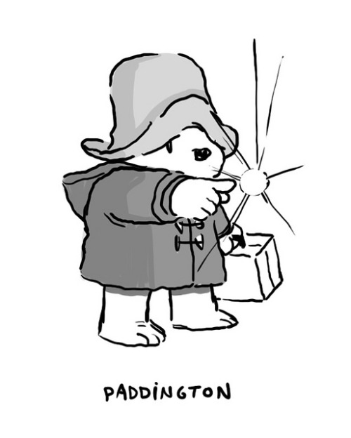 "neo-rama:  paddington on Flickr. from ""darkest peru"""