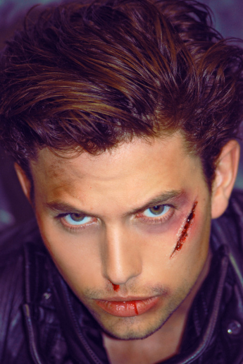 Jackson Rathbone photographed by Michael Freeby