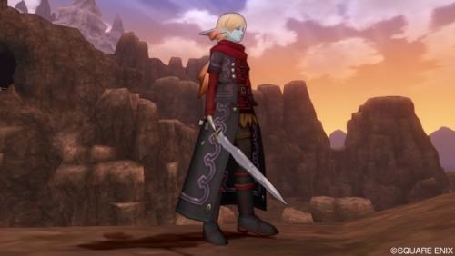 黄昏の剣士