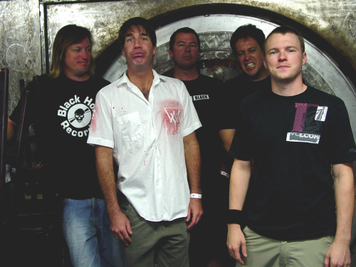 CA punk rockers in Guttermouth will be coming to The Local 662 on Thursday, June 13th with Pinhold Down & more! Doors: 7PM  Tickets on sale now, click here!