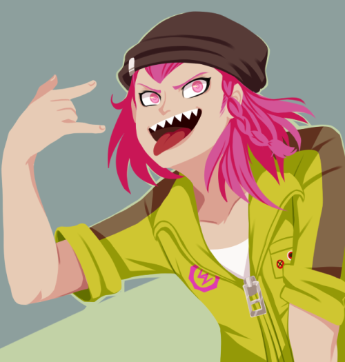 parcofolgore:  uuuuh have a souda thinking he's cool or something (he is cool)