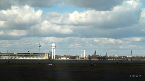 "Berlin Ringbahn View: Tempelhof on Flickr.Via Flickr: Photo from the 1-minute video ""Berlin Ringbahn (Circular Railway) – In A Berlin Minute (Week 154)"". Watch the video and read more about the Ringbahn: movingpostcard.com/ringbahn-in-a-berlin-minute/"