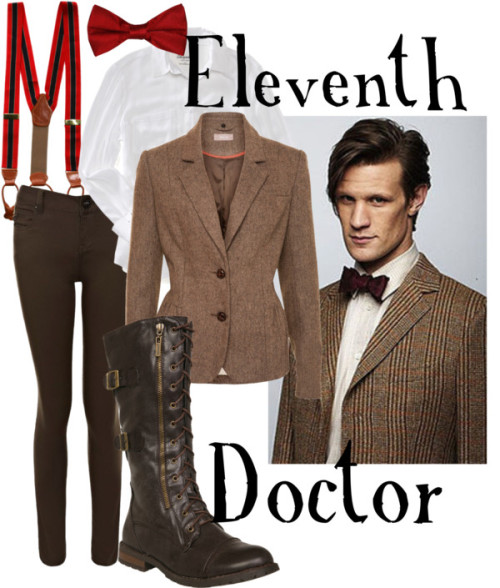 Eleventh Doctor Buy it here!