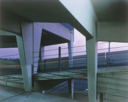 endthymes:  erik lauritzen, 'burbank, CA - parking structure' (1987)