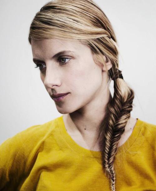 Mélanie Laurent - Cannes 2014 Portrait