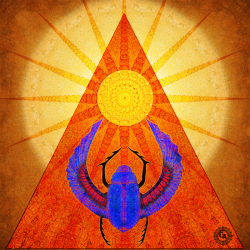 circleart:  Sun Worship #2 by CircleArt