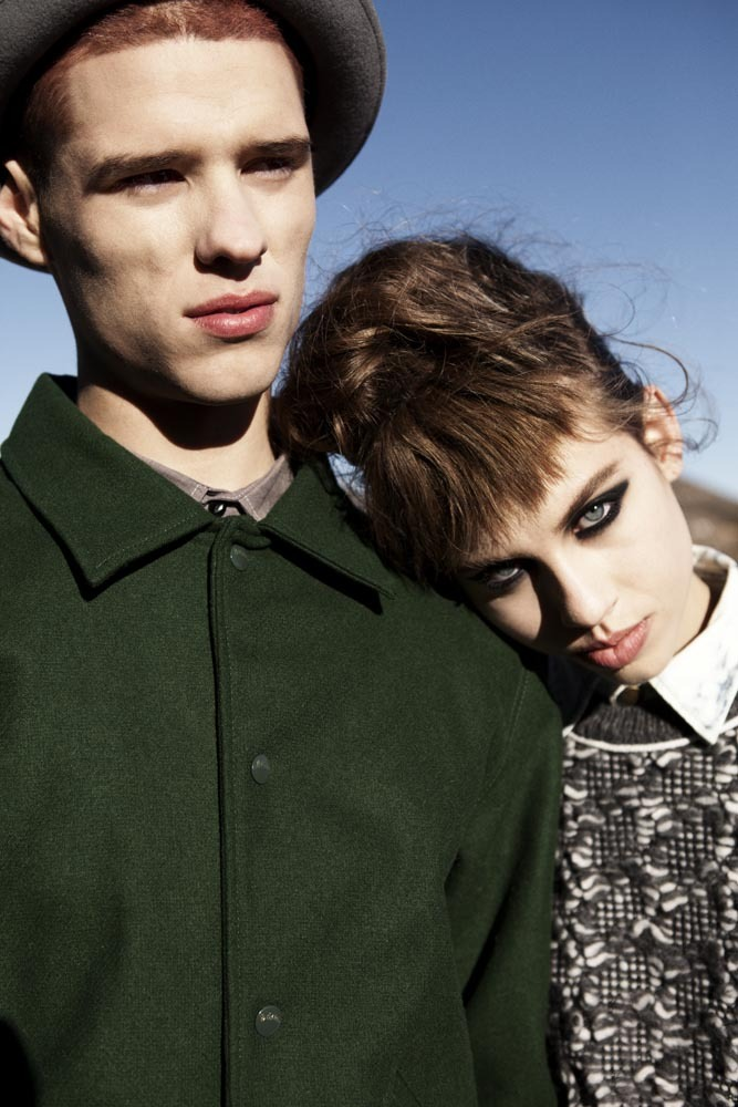 Laurence + Krystall for photoGENICS mag