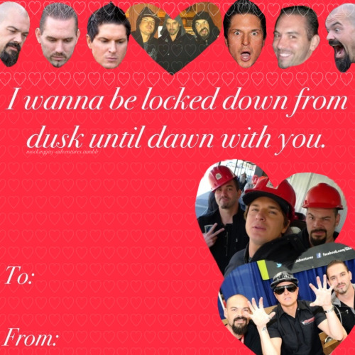 mockingjay-adventures:  Ghost Adventures Valentines ;)  Ghost Adventures fan art for Valentine's Day - we love it!