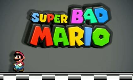 Watch: Super Bad Mario