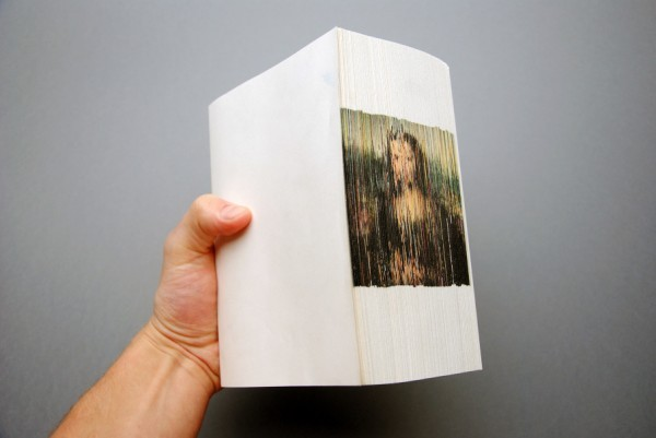 Mona Lisa Book http://bit.ly/100gNzF