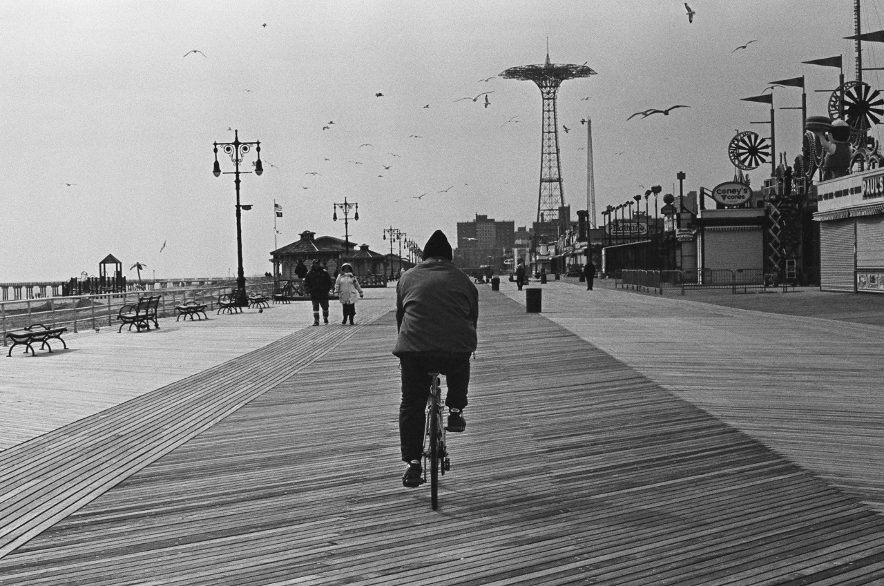 I Remember Coney Island