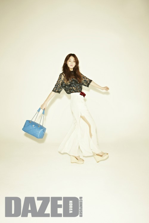 KARA: Jiyoung - Dazed & Confused Photos (2)