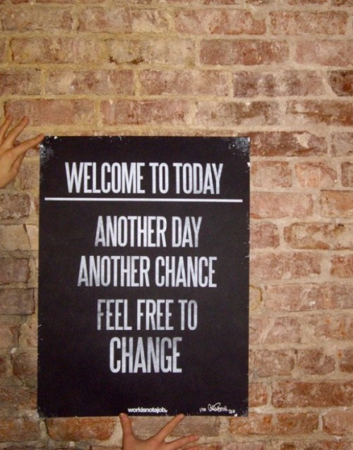 Welcome to today… via @workisnotajob