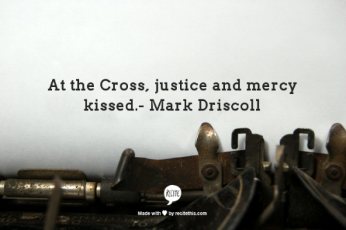 littlethingsaboutgod:  Don't underestimate the power of the cross.