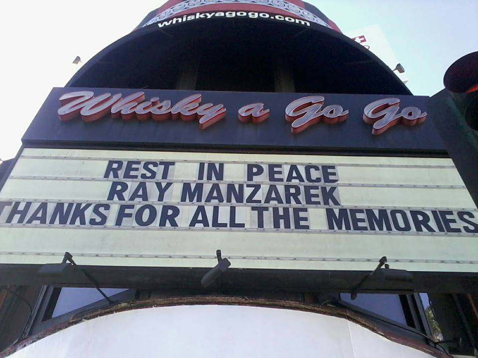 Most poignant tribute, methinks.