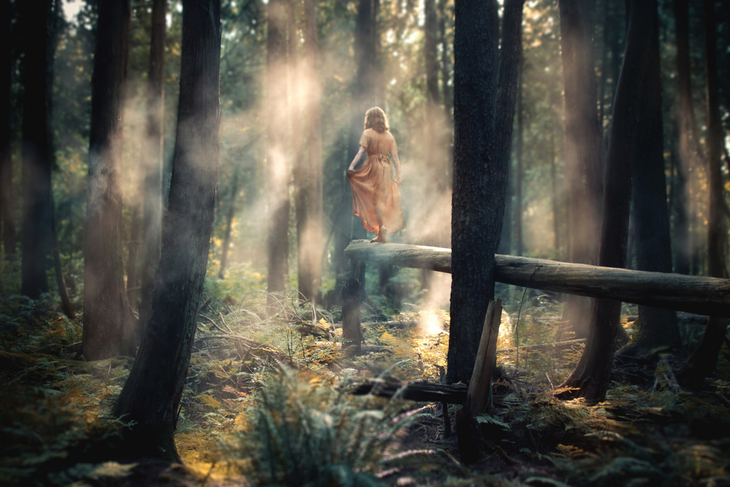Step Forth (by Elizabeth Gadd)