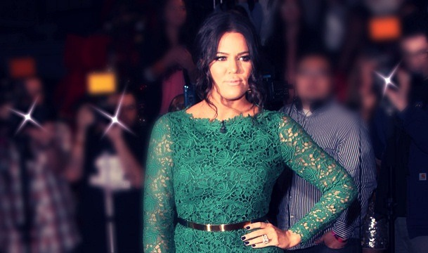 @KhloeKardashian is flawless! <3