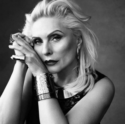 yatzer:  Victor Demarchelier photographs Debbie Harry for Vogue Spain, May 2013.