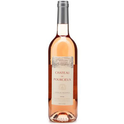 drink pink ::  chateau de pourcieux :: 2012 rose de provence :: from organically-farmed vineyards near aix-en-provence