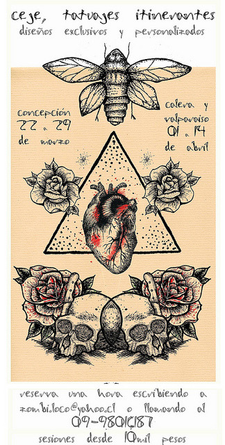 ilceje:  tatuajes itinerantes on Flickr.  :)