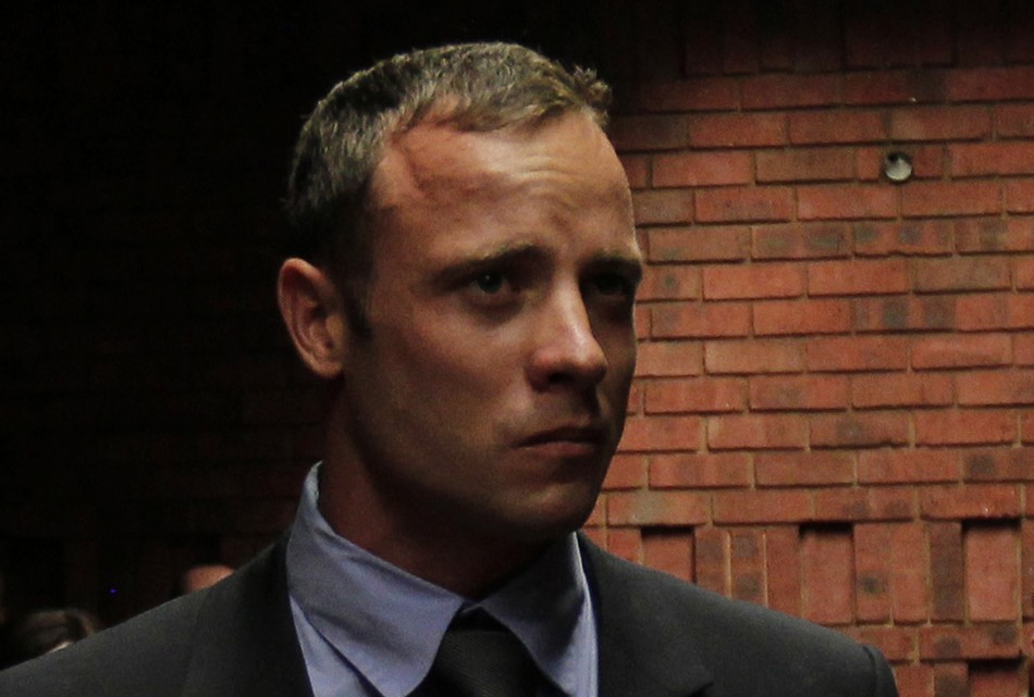 Oscar Pistorius Gives First Account of Reeva Steenkamp Killing http://www.ibtimes.co.uk/articles/436824/20130219/pistorius-steenkamp-court-statement.htm