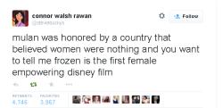 disney Mulan china disney princesses Asia frozen woc women of color