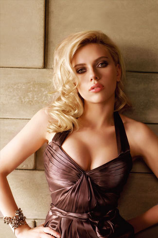 killette:  Scarlett Johansson