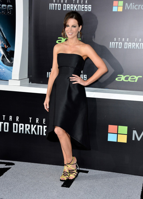 Kate Beckinsale - 'Star Trek Into Darkness' premiere in Hollywood 5/14/13