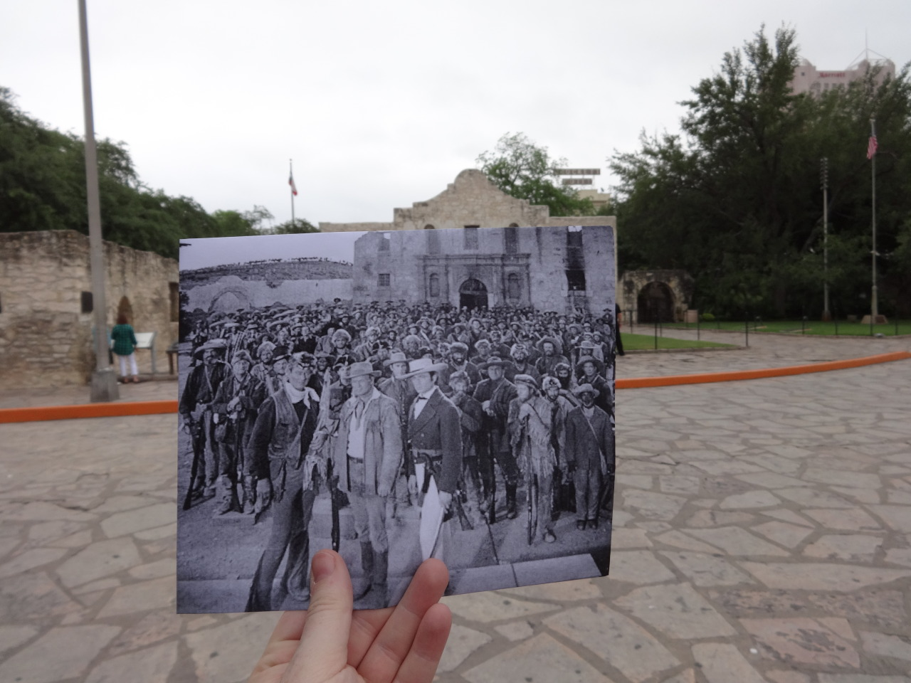 The Alamo (1960) Image: 366 Posted by: @Moloknee  A limited number (10) of signed and numbered prints are now available for purchase by clicking the button below the images or emailing me here.