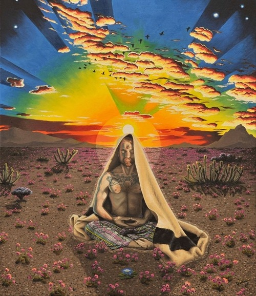 psicopositivo:The Dawn of Perceptionby Douglas Volz