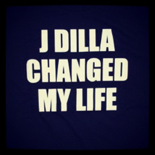 #JDillaChangedMyLife tees now at http://shop.okayplayer.com get 10% off with code GRINCH