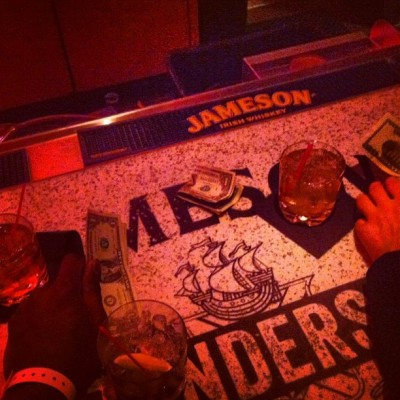 #jameson #alcohol #thesearemynights #bar #drinks