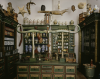 booksnbuildings:Some old pharmacy interiors from different parts of Europe.