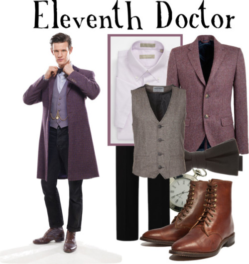 "The Eleventh Doctor from ""The Bells of Saint John"" Buy it here!"