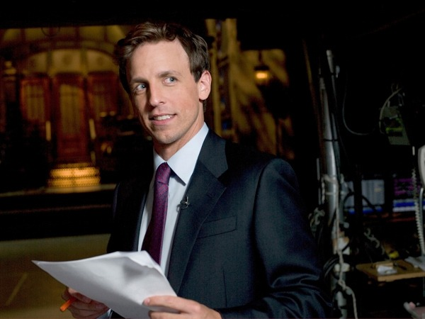 rollingstone:  Seth Meyers will be taking over Jimmy Fallon's post at Late Night as Fallon moves on to The Tonight Show.  Best news ever!! Tonight AND Late night shows both back in the big city! ❤🗽🎉🎉