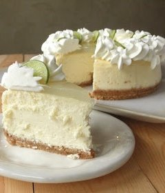 prettie-sweet:  (via Key Lime Cheesecake Copy Cat Cheese Cake Factory)
