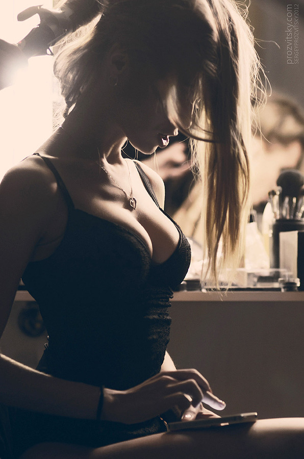 "girlsbravo:   500px / Photo ""Backstage"" by Sergey Prozvitsky"