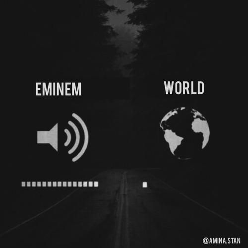 eminem stan world marshal marthers amina slim shady