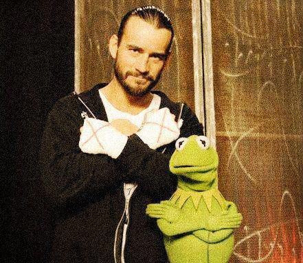 … Apparently Kermit is straight edge…?