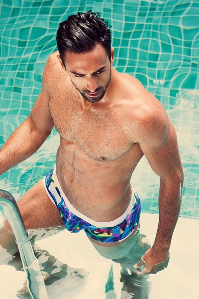 Model: Sergio del Pino / Photo: Adrian C. Martin