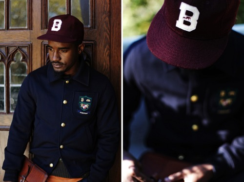 anchordivision:  (via The Brooklyn Circus x Ebbets Field Flannels Ball Caps — ANCHOR DIVISION)  Want