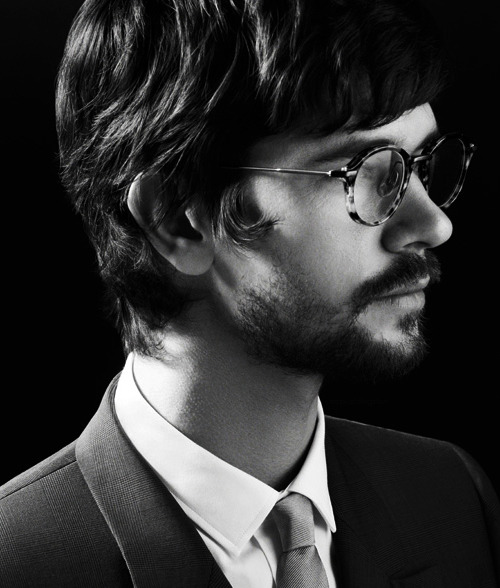 Ben Whishaw for Mr. Porter