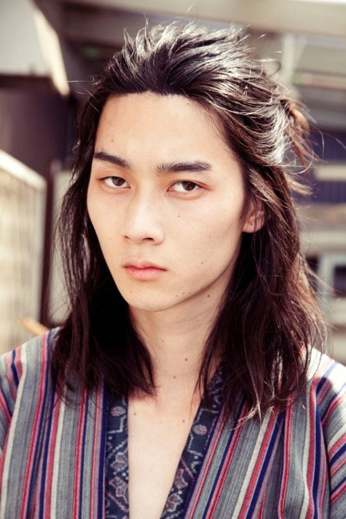 Asian Guys With Long Hair - Korean hairstyle on tumblr