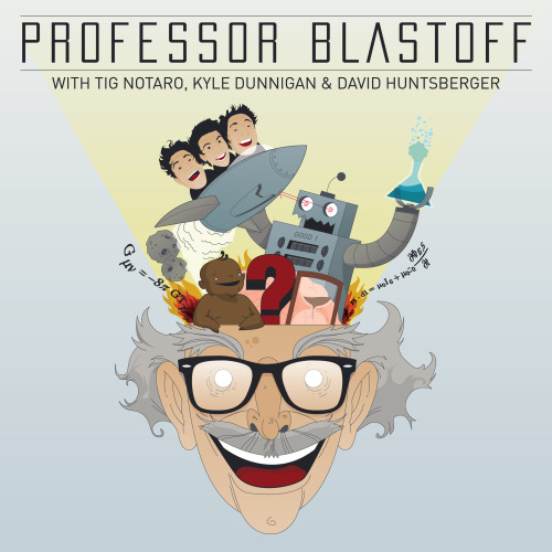 1/30. Professor Blastoff Live @ Cobb's Comedy Club. 915 Columbus Ave. SF. Featuring Tig Notaro, Kyle Dunnigan, David Huntsberger and Aaron Burrell. Presented by SF Sketchfest. Tickets Available: Here.