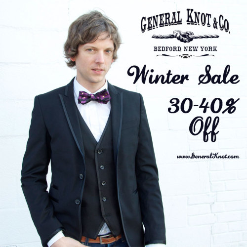 Fashionably late to the Sale? No worries-we've extended our Winter Sale!